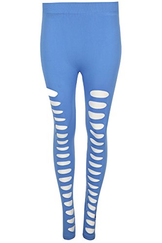 Be Jealous - Legging - Sans Manche - Femme * taille unique Bleu