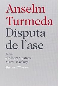 Disputa De L'Ase par Anselm Turmeda
