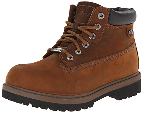 Skechers Rager, Sneakers Hautes femme Dark Brown