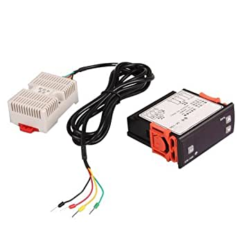 Contrôleur D'Humidité Régulateur Testeur Avec Capteur Pr Humidificateur