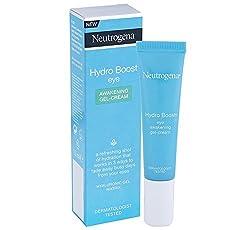 Neutrogena Hydro Boost Eye-awakening Gelcream