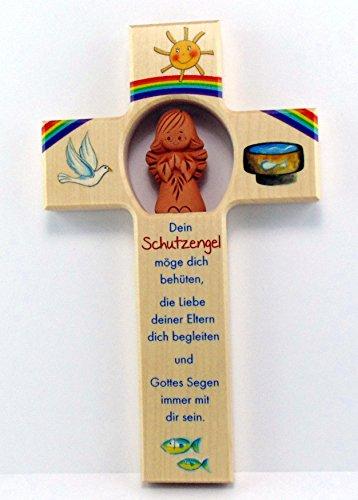 Kinderkreuz, Schutzengelkreuz, Schutzengel, Taufkreuz - Dein Schutzengel