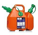 Husqvarna Kombikanister 6 Liter + 2,5 Liter