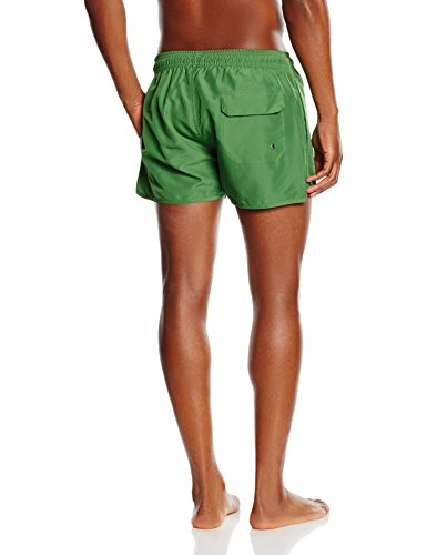 Marc O'Polo Body & Beach 149525, Short Homme Vert - Grün (grün 700)