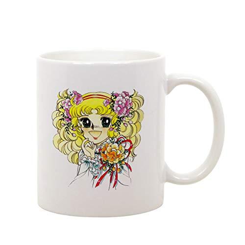 fashwork Tazza Mug in Ceramica Candy Candy Art Cartoon Film Movie Serie TV - Idea Regalo