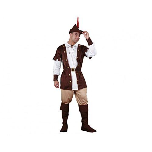 Kostüm Robin Hood T. M/L (Des Robin Bois Kostüm)