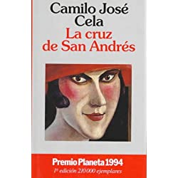 La cruz de San Andrés (Fiction, Poetry & Drama) Premio Planeta 1994