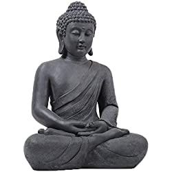 Deko Asien Buddha Figur Statue Skulptur FENG Shui 52cm