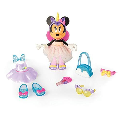 Minnie Mouse Minnie Fashion Doll Unicornio Juguete Color Variado Talla Unica China 1