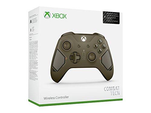 Microsoft Wireless Controller Kampf Tech Special Edition Konsolensteuerung kompatibel Xbox One