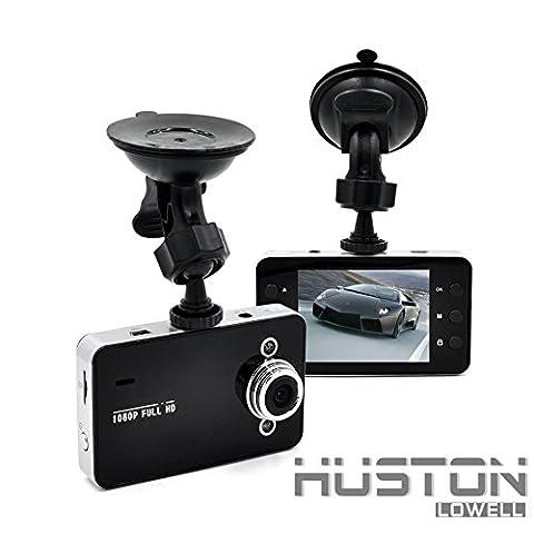 Aution House 1080P Car DVR Vehicle Camera Video Recorder Dash Cam G-sensor Car black box Night Version Dashboard Come with 8GB TF Memory