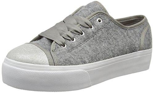 Primtex , Sneaker ragazza, grigio (grigio), 41
