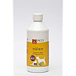 nàlen Aloe Vera Saft für Hunde und Katzen