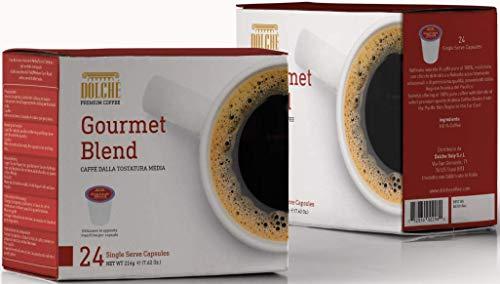 hung, American Kaffee Kapseln, kompatibel Keurig K-cup 2.0, Box 96 Kapseln (4x24) ()