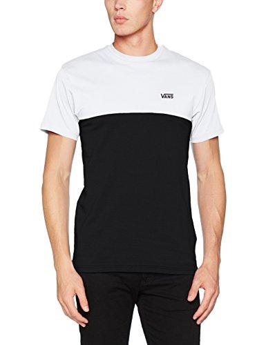 Zoom IMG-1 vans colorblock tee maglietta bianco