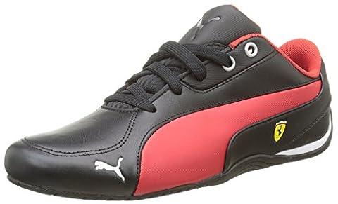 Puma Drift Cat 5 Sf Nm 2, Baskets mode homme - Noir (Black/Rosso Corsa), 45 EU (10.5 UK)