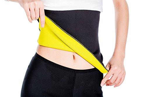 g-smart Abnehmen Taille Shapers Gürtel Thermo Sweat neoprenecincher Girdle für Gewicht Loss Damen & Herren