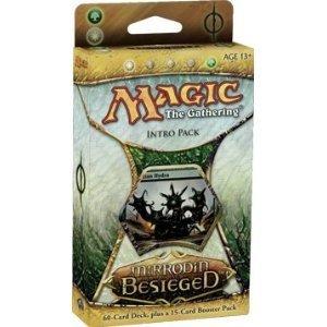 magic-mtg-la-collecte-mirrodin-besieged-intro-lot-de-chemin-rouille-foliaire-vert-blanc