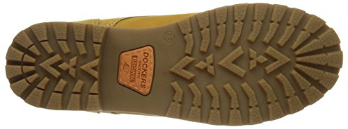 Dockers by Gerli - 350535-003, Polacchine Donna Giallo (Golden Tan)