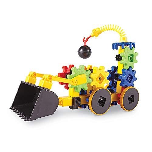 Learning Resources LER9237 WreckerGears Gears