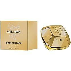 Paco Rabanne, Lady Million Eau de Parfum, Donna, 50 ml