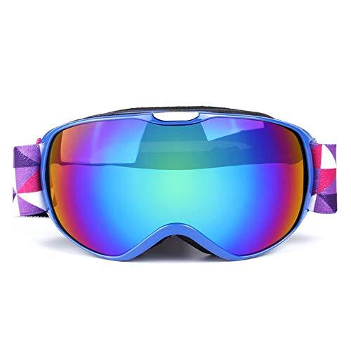 Daesar Gafas de Trabajo y Seguridad Gafas de Nieve Gafas de Bicicleta Azul Verde Gafas de Sol Unisex