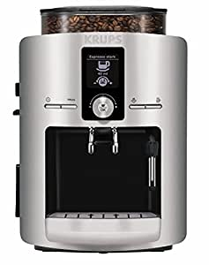 krups ea8260 espresseria automatic bean to cup coffee machine with metal front. Black Bedroom Furniture Sets. Home Design Ideas