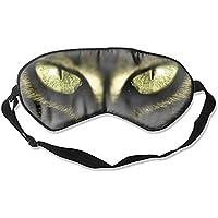 Schlafmaske, Premium-Qualität, Tier-Augenmaske – leicht mit verstellbarem Riemen – blockiert das Licht komplett... preisvergleich bei billige-tabletten.eu