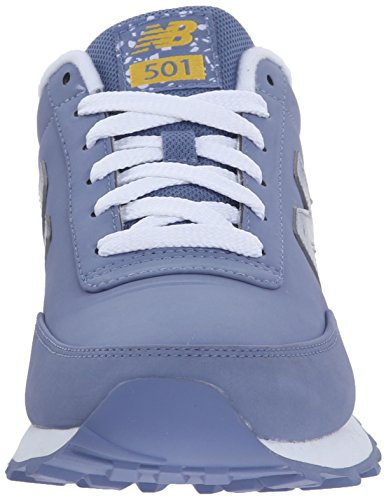 New Balance Womens Classics Traditionnels Synthetic Trainers Violet