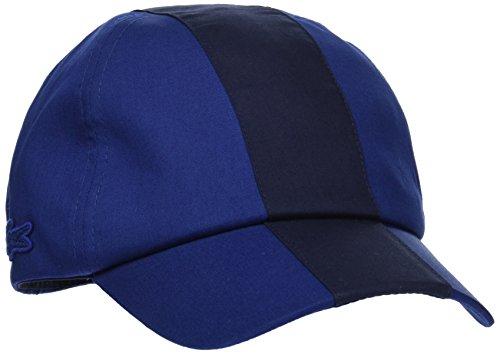 Lacoste Damen Rk7869 Baseball Cap, Blau (Methylene/Marine), Large