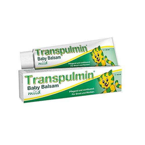 Transpulmin Baby Balsam m 40 ml