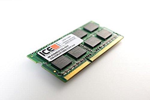 ICEmemory IMD1443S512 - Memoria de 512 MB SDRAM, PC-133 SODIMM, certificada por Apple
