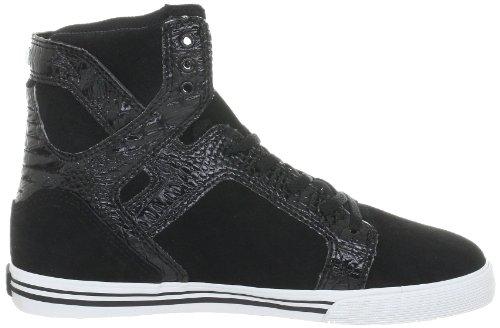 Supra SKYTOP S13001K Jungen Sneaker Schwarz (Blk)