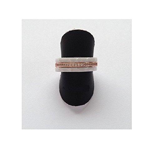 bague-neuve-femme-en-ceramique-facettee-et-plaque-or-rose-sertie-taille-55