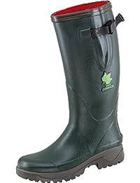 Nora - Zapatos de caza para mujer verde verde