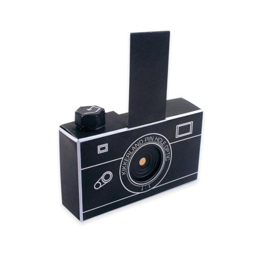 DIY Pinhole Camera / Solargraphy Kit for Ages 12