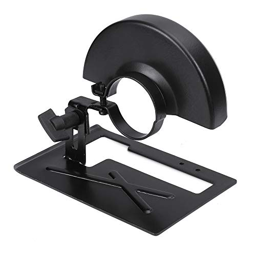 HELEISH Metall Winkelschleifer Halterung Stand Halter Unterstützung Basis Geändert Winkelschleifer In Schneidemaschine Zubehörwerkzeug