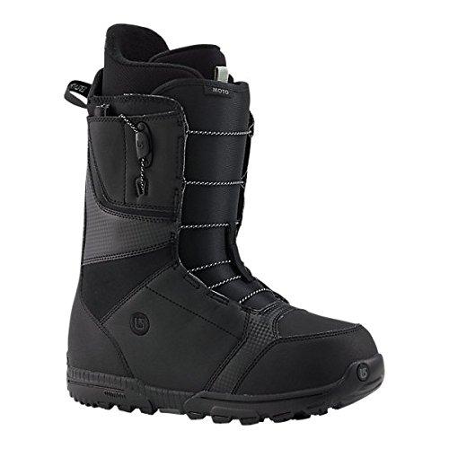 Burton Moto Snowboard Boots 2016 - 7.0/Black Burton Moto Snowboard-boots