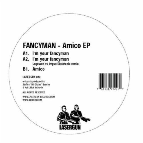 Fancyman - Amico EP