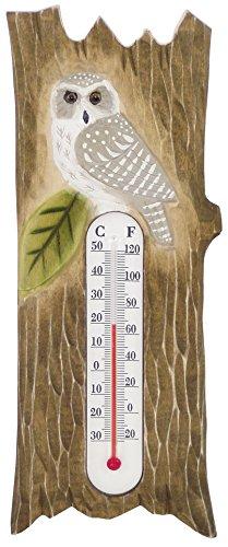 generique-1486-thermometer-wandtattoo-eule-brahma-holz-85-x-24-x-15-cm
