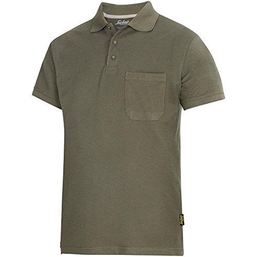 Snickers 27081600003Größe XS Classic Polo Shirt–Chili rot Grün
