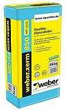 weber.xerm 850 BlueComfort, 25kg - Flexibler Fliesenkleber