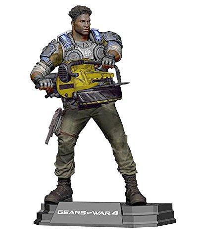 Figurine d'action Gears of War 4 - Del Walker