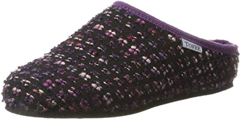 TOFEE 74-Vang, Zapatillas de Estar por Casa para Mujer