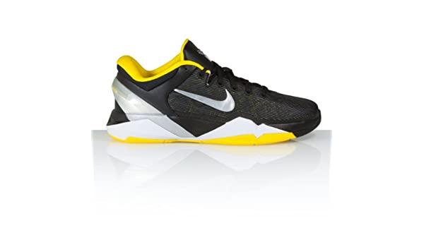 watch a7ec7 beb2e NIKE Zoom Kobe Bryant VII 7 GS 505399 017 Kids Basketball Shoe, Black, 40   Amazon.co.uk  Sports   Outdoors