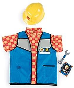 Smoby The Builder Bob el Constructor con Set de Seguridad, Color Multi (Simba Toys 380300)