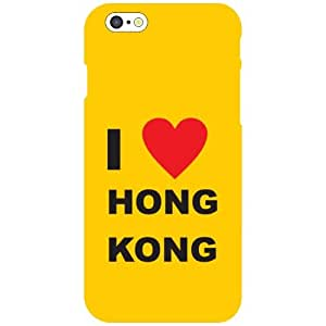 Apple iPhone 6S Back cover - Love Hong Kong Designer Cases