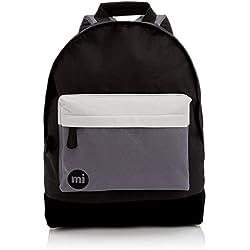 Mi-Pac Tonal, Mochila Tipo Casual, 41 cm, 17 litros, Black/Charcoal/Grey