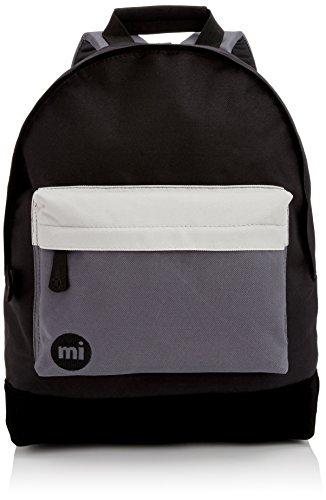 Mi-Pac Tonal, Mochila Tipo Casual, 41 cm, 17 Litros, Black / Charcoal / Grey