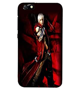 HUAWEI HONOR 4X HERO Back Cover by PRINTSWAG